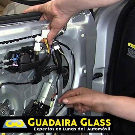 Regalo Guadaira Glass - Reparación Elevalunas