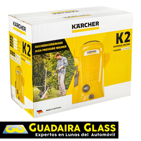 Karker K2 - Regalo en Guadaira Glass