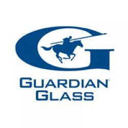 Logo Guardian Glass marca expertos en sustitución de parabrisas
