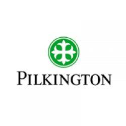 Logo Pilkington marca que trabajamos en Guadaira Glass Sevilla: Expertos en sustitución de Parabrisas