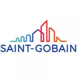 Logo Saint-Gobain marca Guadaira Glass Sevilla