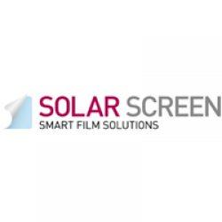 Logo Solar Screen marca laminas solares Sevilla / Alcalá de Guadaira (Guadaira Glass)